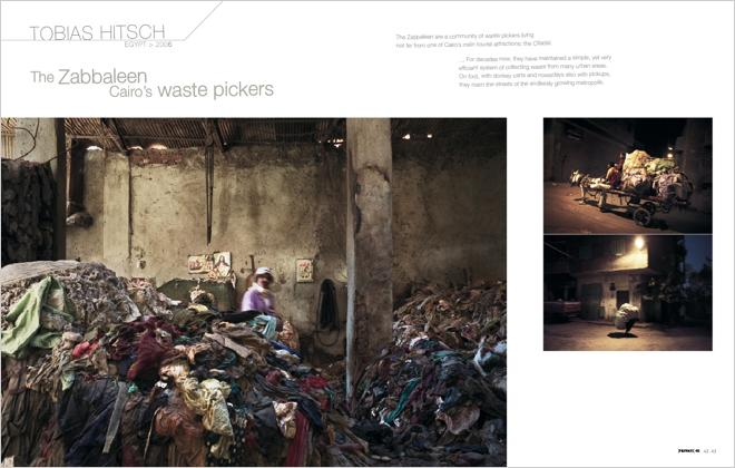 Tobias Hitsch (The Zabbaleen - Cairo's waste pickers)