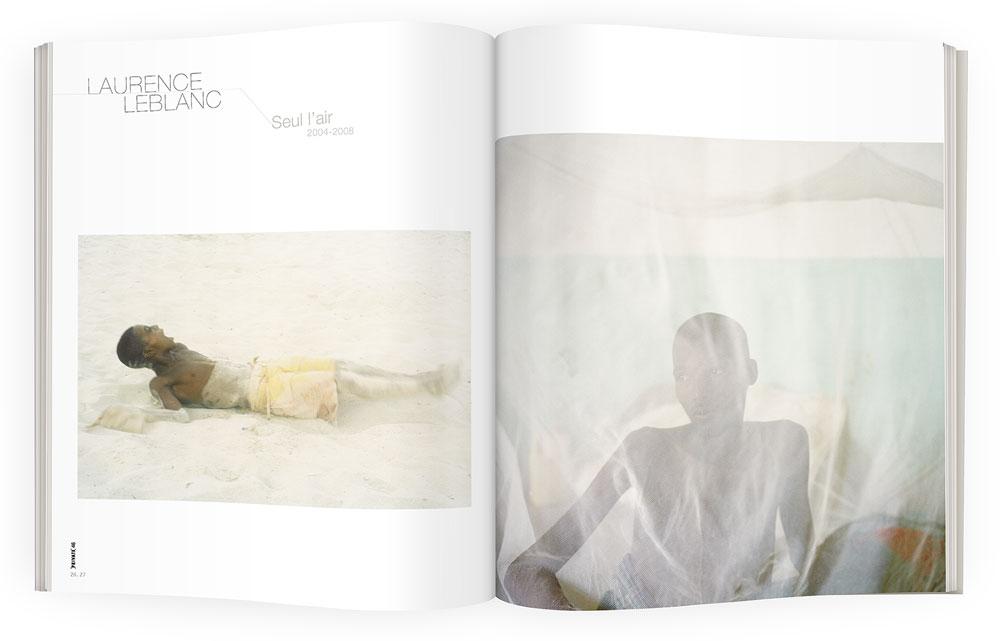 PRIVATE 46, p. 26-31, © Laurence Leblanc, Seul l'air