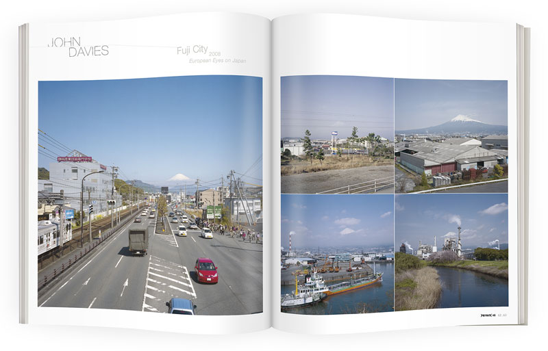 PRIVATE 46, p. 62-63, © John Davies, Fuji City
