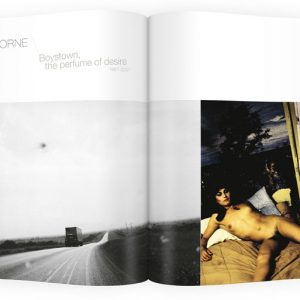 Jeffrey Silverthorne, Boystown, the perfume of desire - PRIVATE 46, p. 70-71 (70-75)