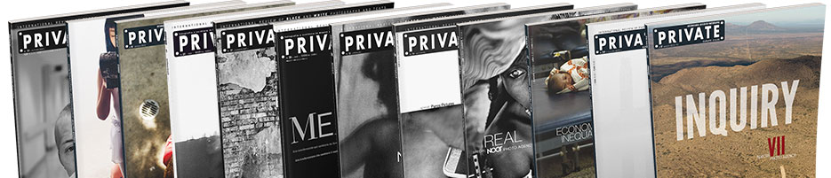 PRIVATEmagazine, bookshop