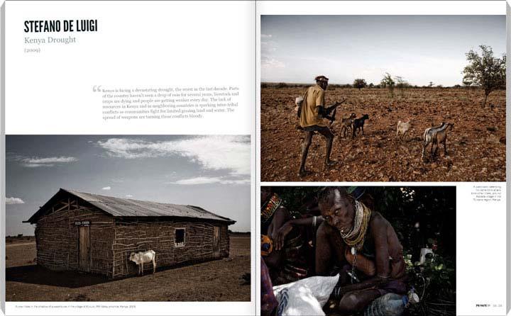 Stefano De Luigi, Kenya Drought