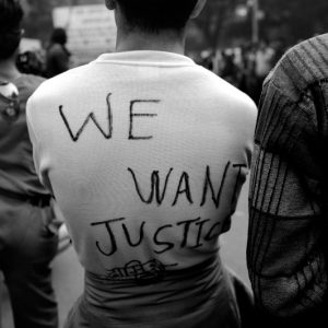 Protesters protest at Jantar Mantar. Picture taken in New Delhi on 13/jan/2013