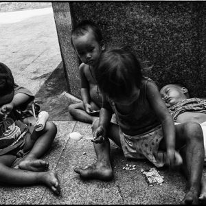 Children living in poverty in the Philippines, © Alexander Conrady