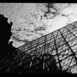 PARIS, FRANCE - August 2013 - Louvre