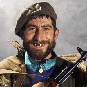 Hazmat, 30 years old, Grozny, 1995 Romano Cagnoni