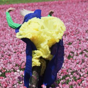 Viviane Sassen In Bloom, 2011 For Dazed & Confused © Viviane Sassen