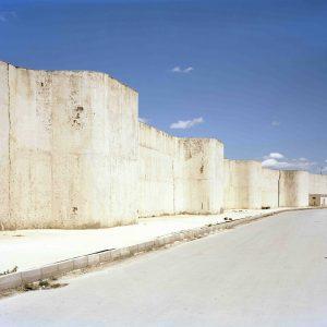 "Mentouri University, Constantine, Algeria, 2013, from the ""Concrete Spring"" Series. © Jason Oddy / Gallery Vassie"