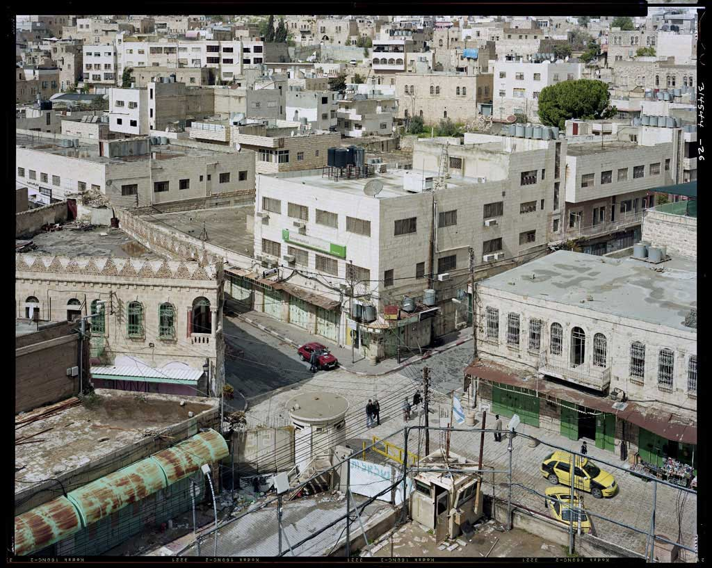 © Stephen Shore, Hebron, 2011