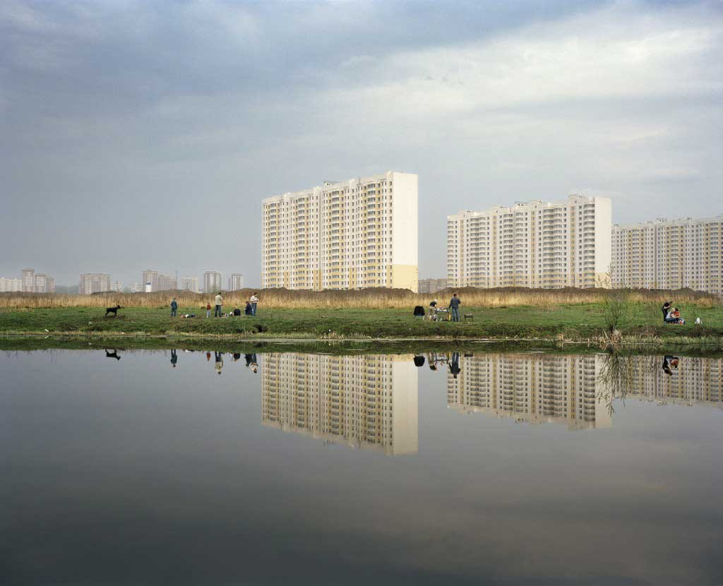 Novye Mytischi, Suburbs of Moscow, Russia, 2010 From the series: Pastoral, © Alexander Gronsky.