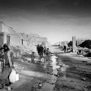 Kabul, Afghanistan, Dicember 2001