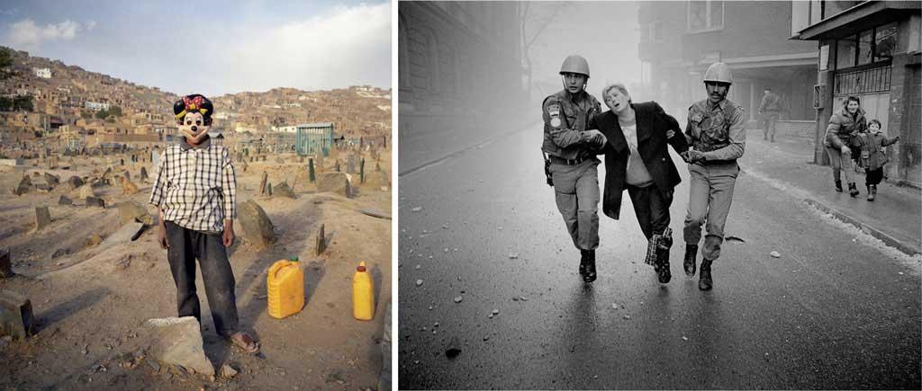 photo: Ziyah Gafic and Paul Lowe