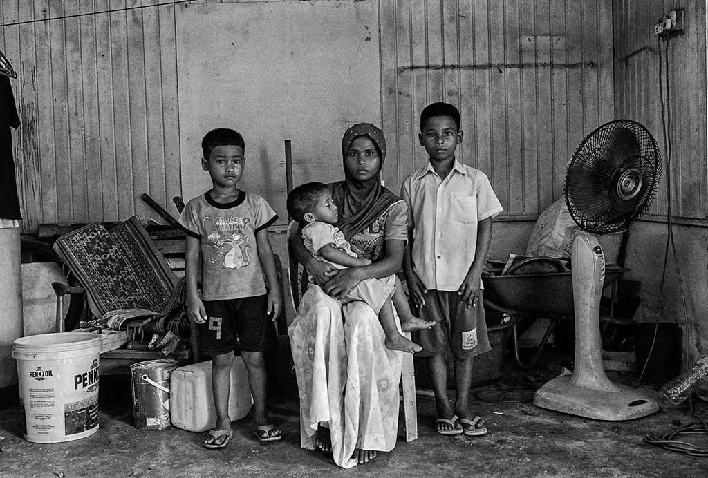 Rohingya Refugee, © Asyraf Rasid