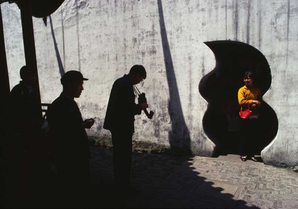 © Bruno Barbey