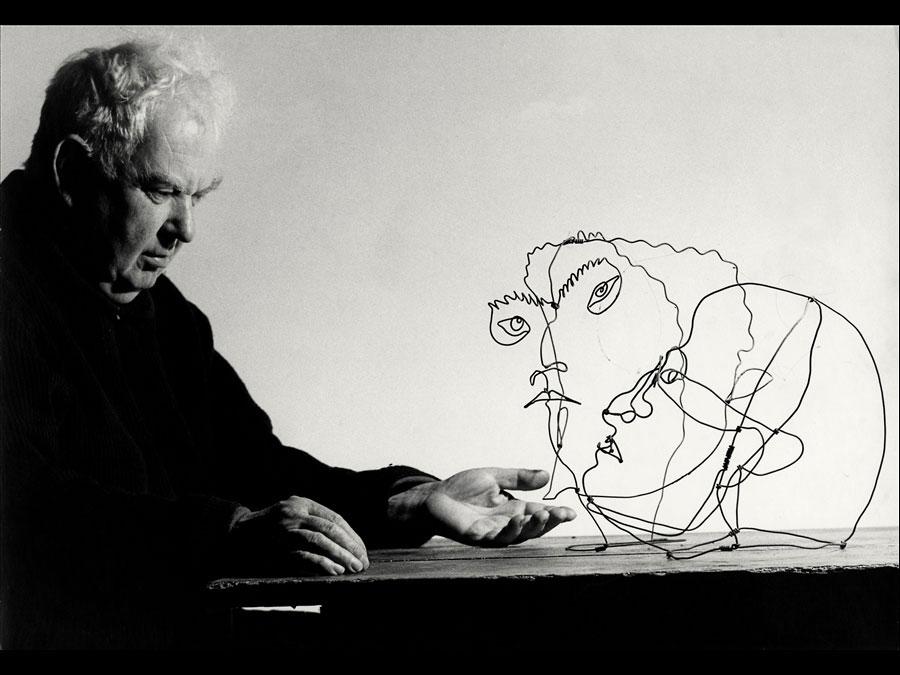 © Ugo Mulas, Alexander Calder