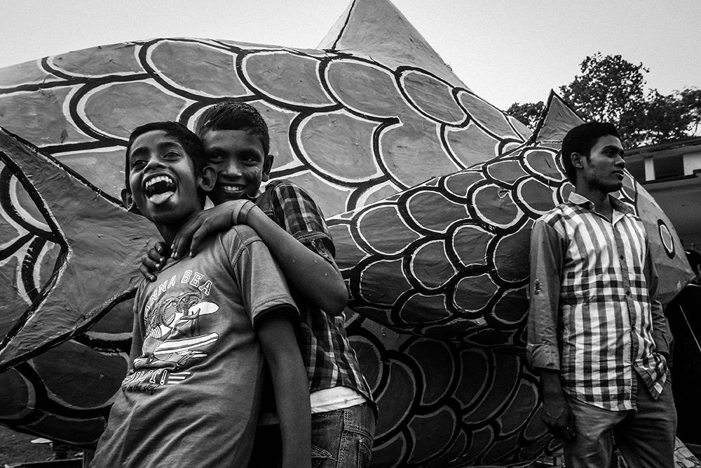 Barisal, Bangladesh - April 2016