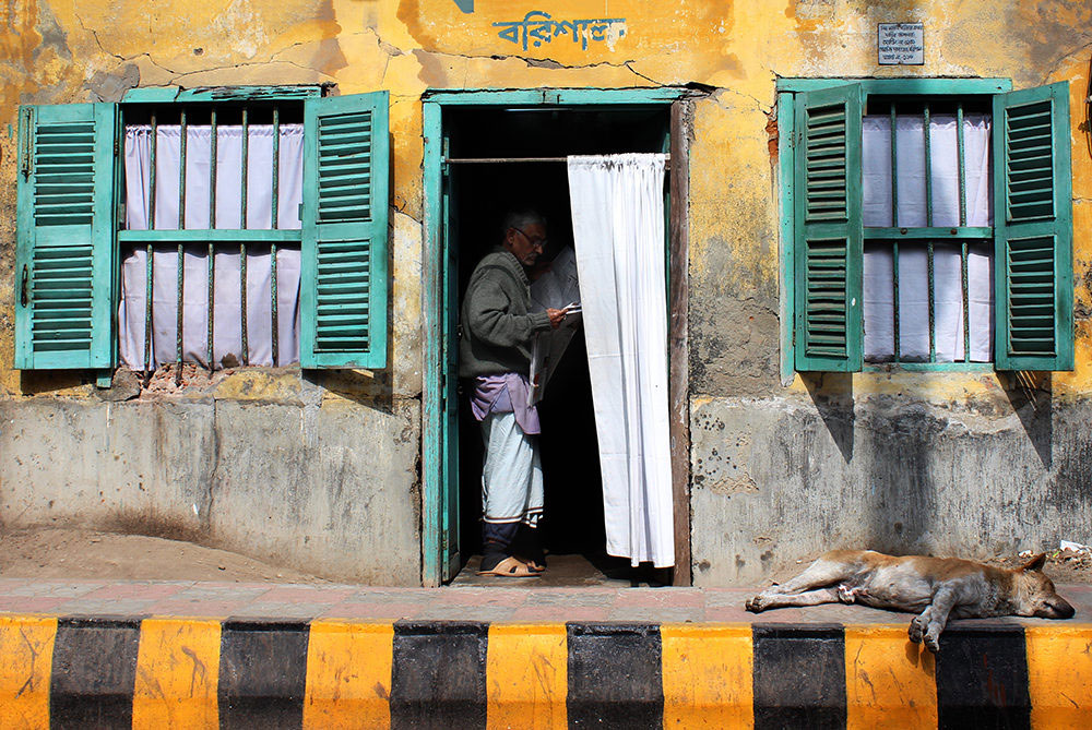 Barisal, Bangladesh - January 2016