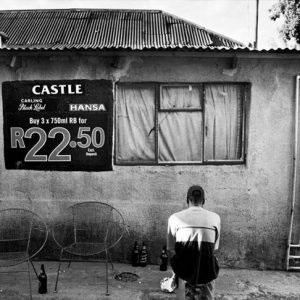 © Ananias Léki Dago, Shebeen Blues, Alexandra, Township, 2008.