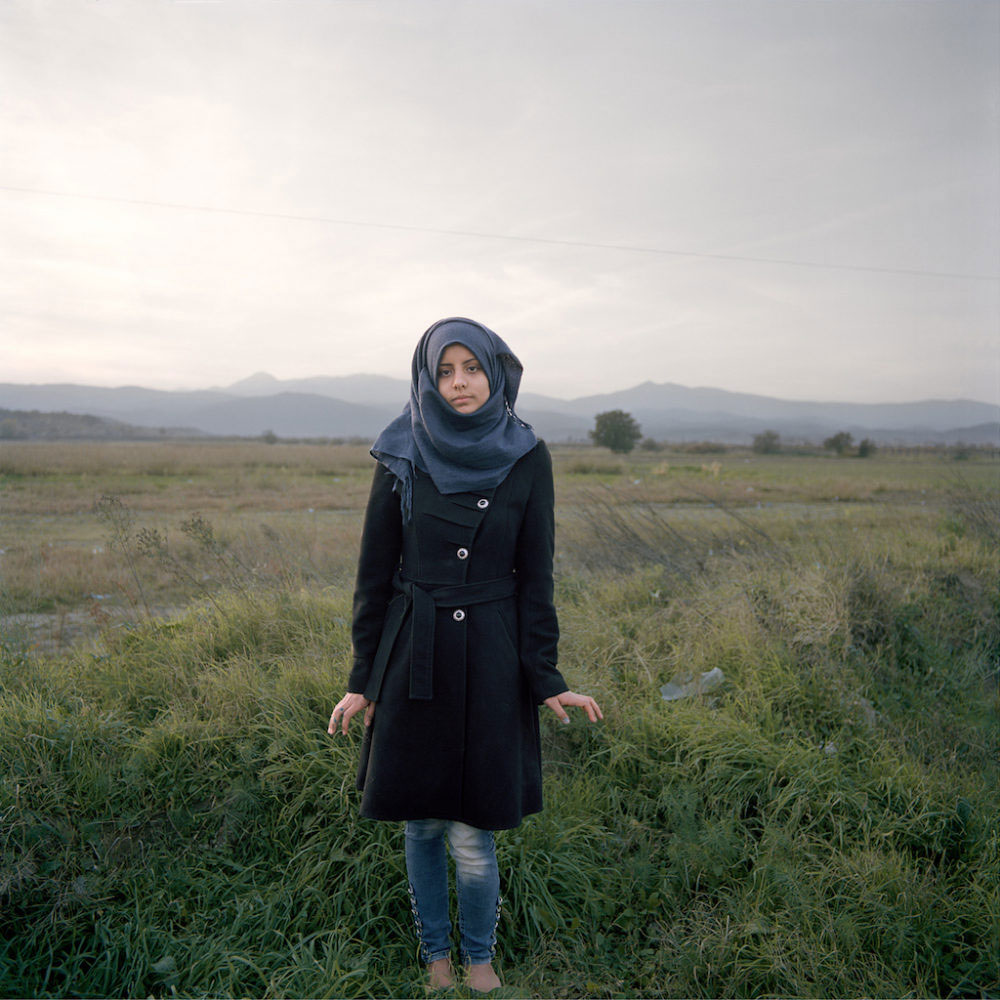 Eidomeni, Greece, Sept-Oct 2015