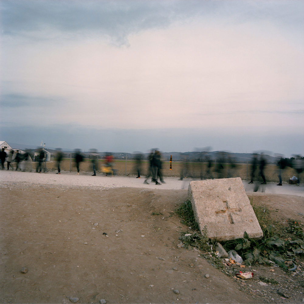 Eidomeni, Greece oct-nov 2015