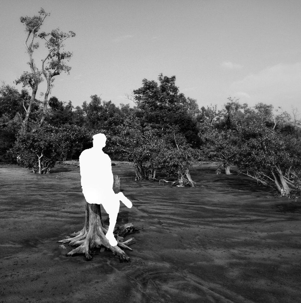 Me Alone, 2015, Kuakata