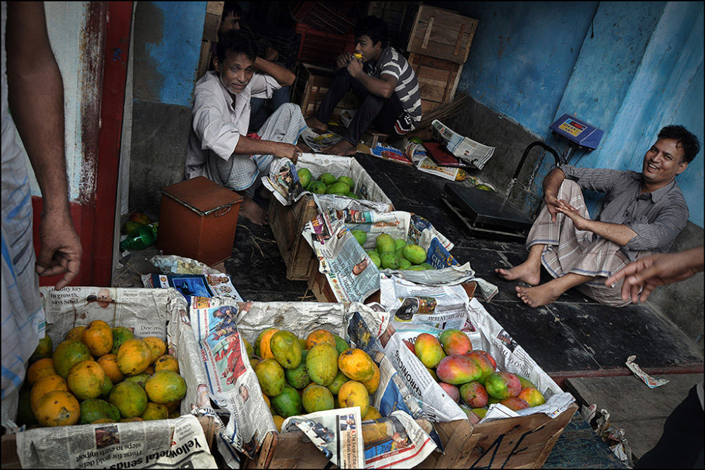 April-May 2015, Kolkata : Leisure time.