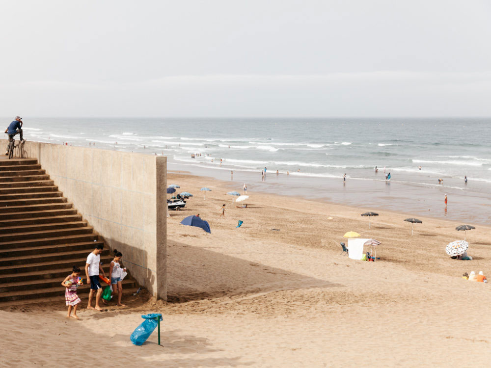 Mehdia, Morocco - Aout 2016