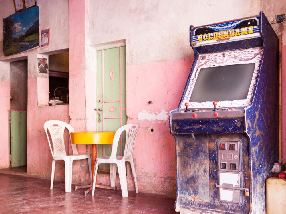 Bou Tharar, Morocco - Mars 2014
