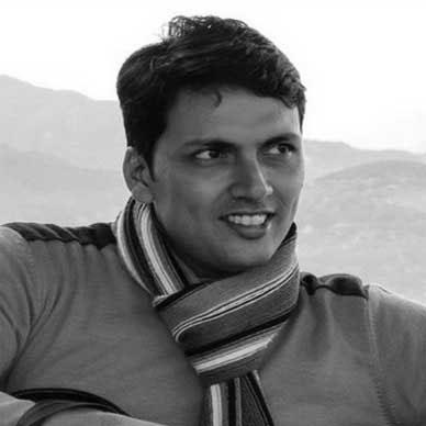 Photo of Debarshi Mukherjee