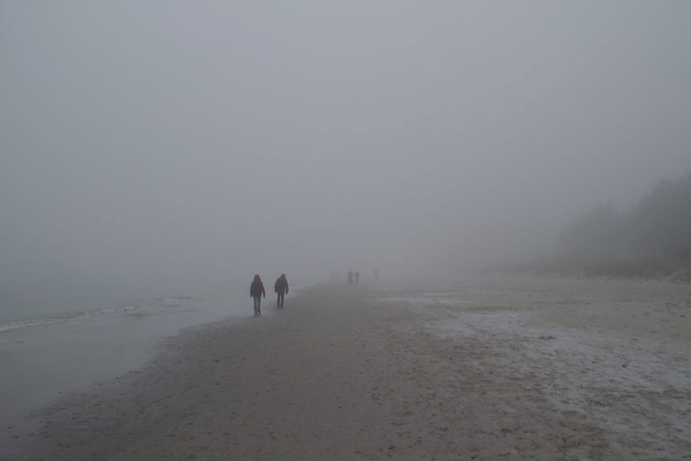 PRORA, RÜGEN, GERMANY - 1st of January 2016