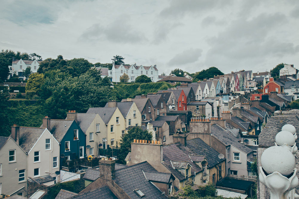 Cork, Ireland - August 2015