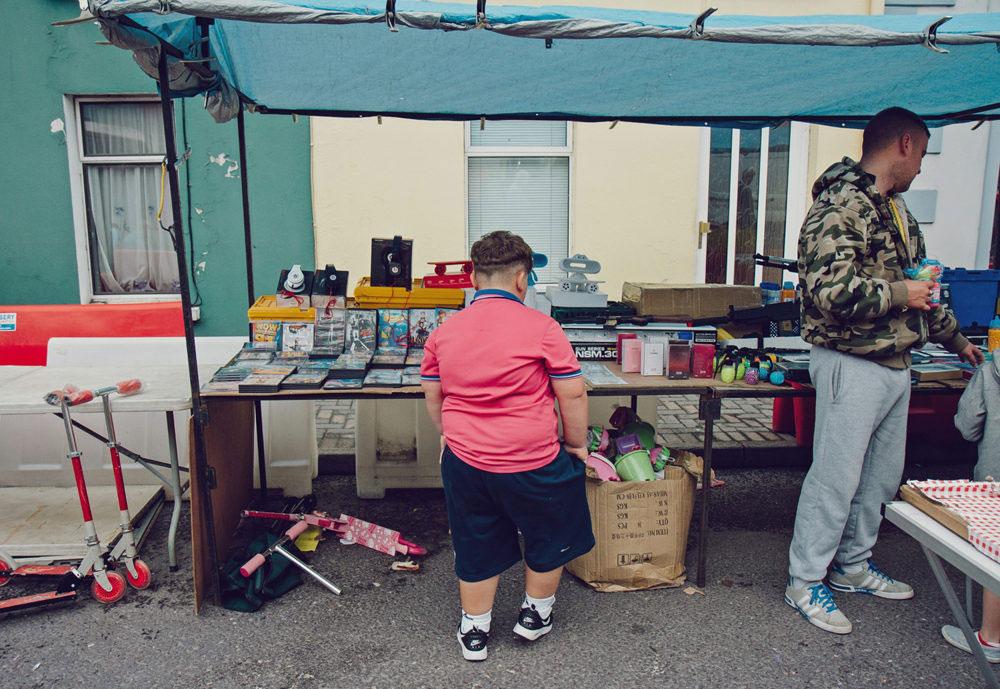 Cork, Ireland - August 2016