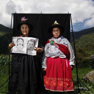 © Angela Ponce Romero. From Ayacucho.