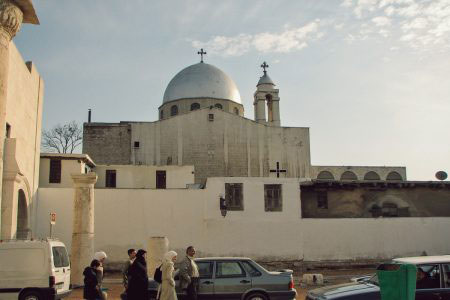 Damascus, Syria - November 2008