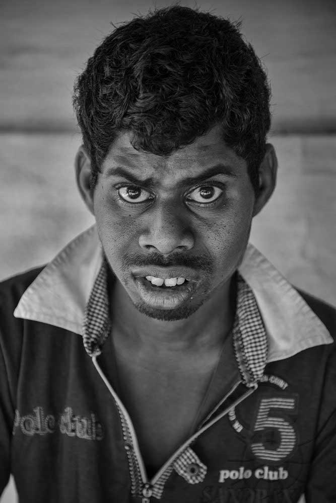 Rajesh Kumar Soren, lives in Chati Kocha village