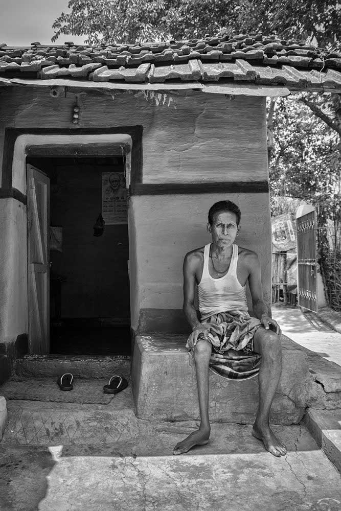 Raibumukhee, lives in Chati Kocha village