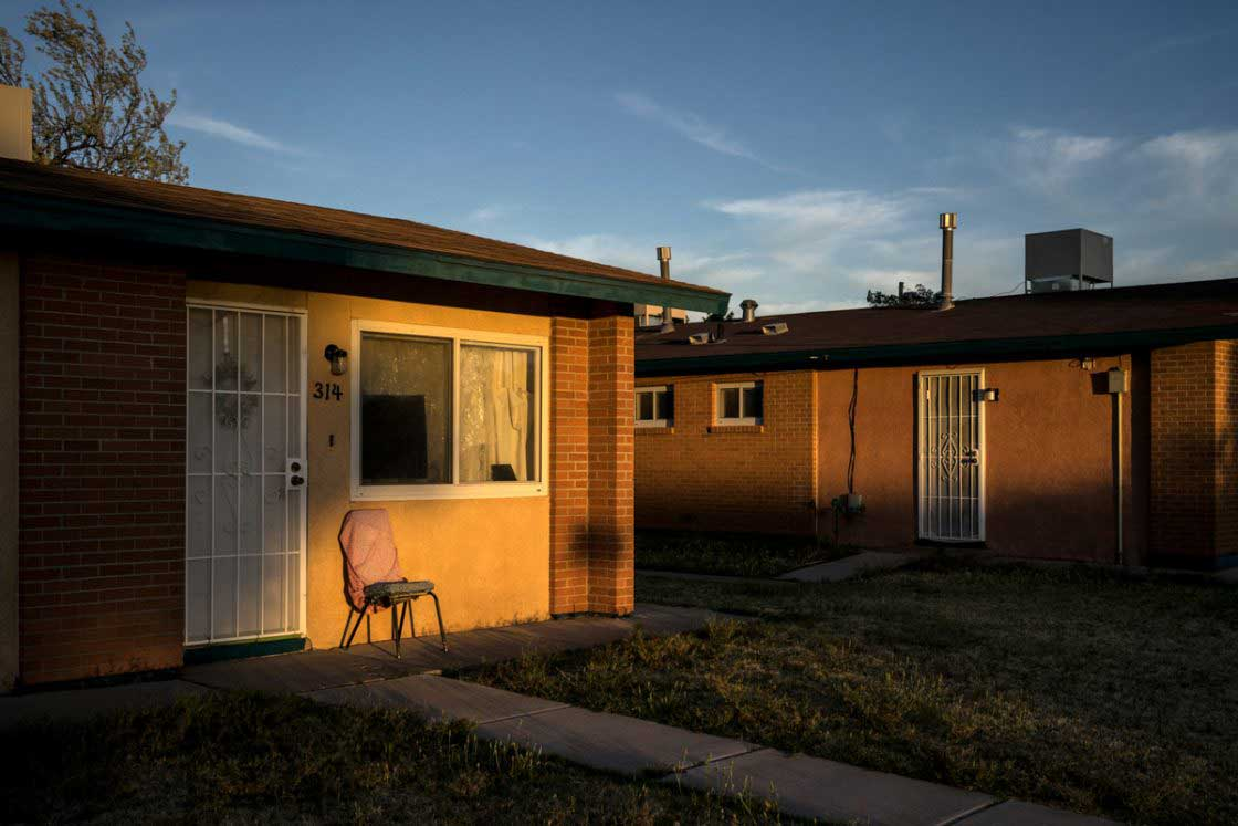 Homes, Tucumcari, New Mexico