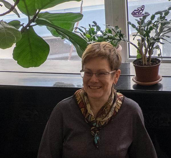 Photo of Elena Batova